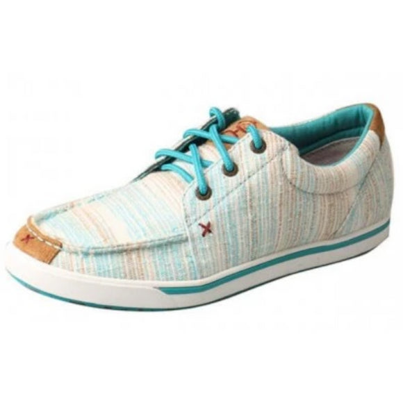 Twisted X Ladies' HOOEY Lopers Blue WHYC004