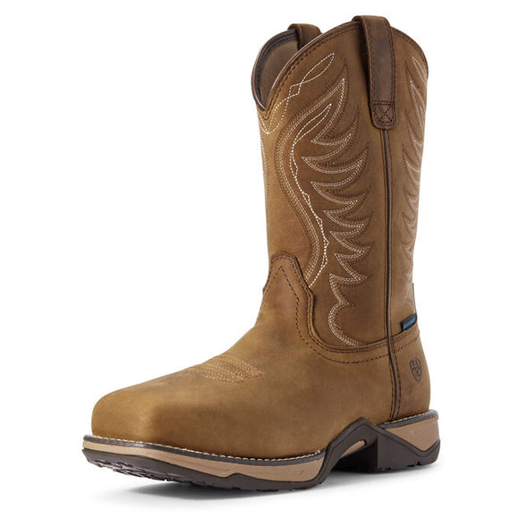 Ariat Womens Anthem Waterproof Composite Toe Work Boot