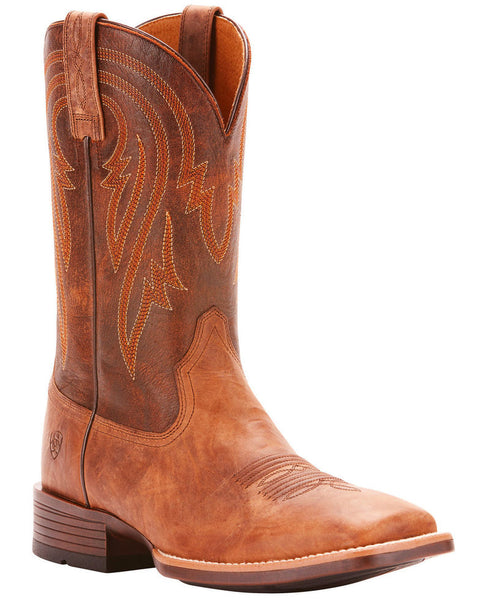 Ariat Men's Plano Bantomweight Performance Cowboy Boots Square Toe