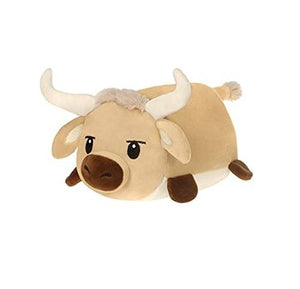 "Fiesta Toys Lil Huggy Buck Longhorn Stuffed Toy 8"" Animal Plush"