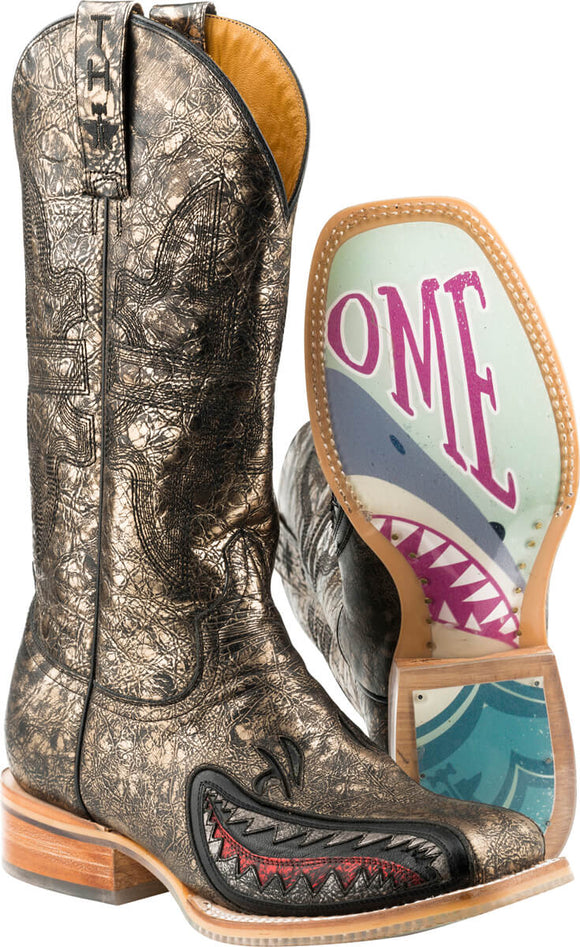 Women's Tin Haul Jawsome Boots Handcrafted