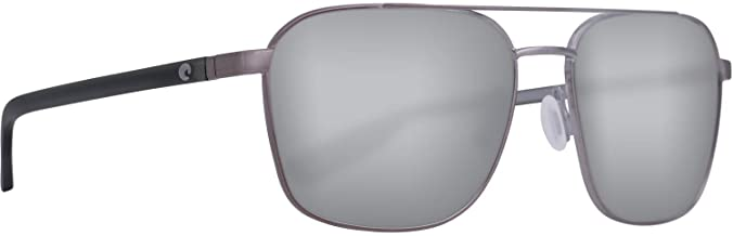 Costa Del Mar Men's Wader Rectangular Sunglasses