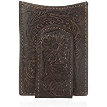 Ariat Men's Floral Money Clip