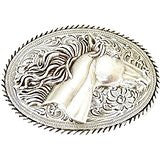 Nocona Women's 3D Horse Head Buckle