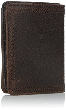 Ariat Men's Shield Concho Rowdy Bifold Flip Wallet