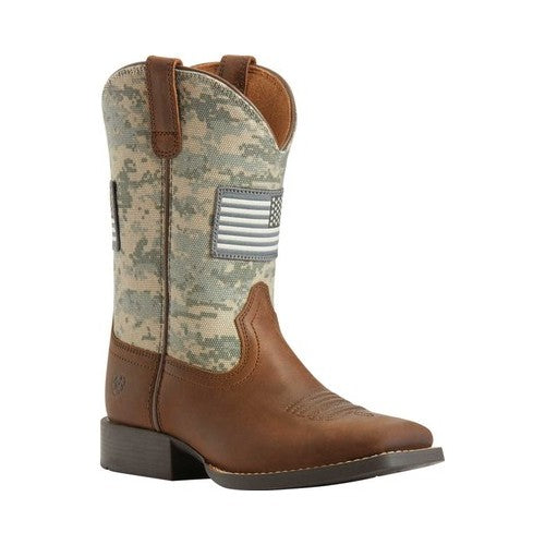 Ariat Kids' Patriot Western Boot 10027279