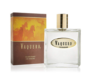 True Fragrance Vaquero Cologne 3.4oz