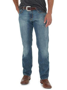 Wranglers mens retro slim straight jeans 88MWZRT