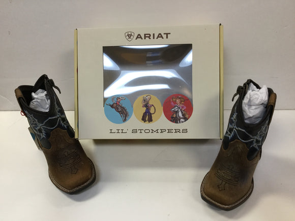 Ariat Lil' Stompers TOMBSTONE Toddler Boots