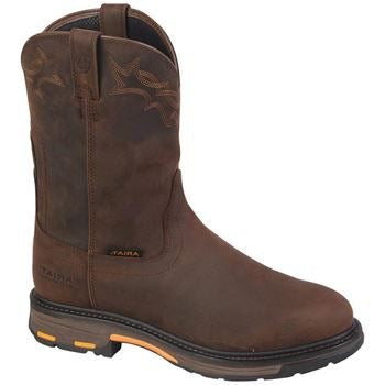 Ariat Men's Workhog H2O Composite Toe Western Work Boots