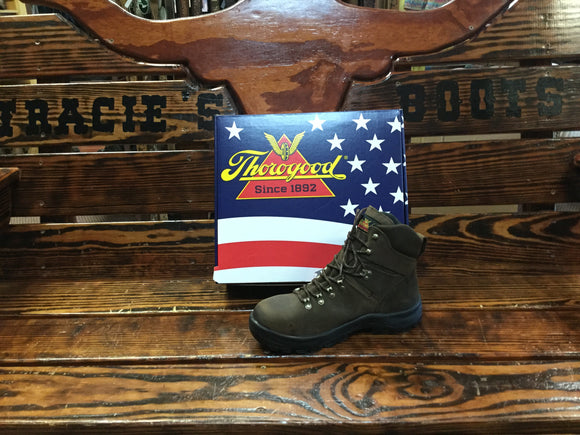 Thorogood American Union Series Steel Toe WaterProof 6