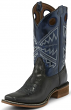 Nocona Women's Naida Metallic Blue Western Boot NL5418