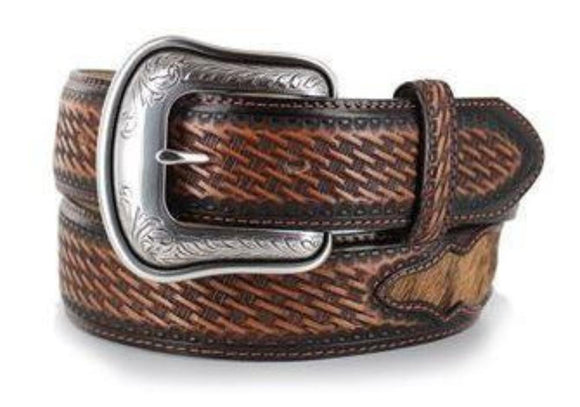 Justin Mens Cattle Classic Belt C13464