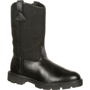 Rocky Warden Pull-On Wellington Public Service Boot