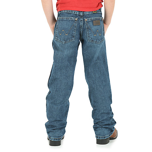 Boys Wrangler Retro Relaxed Straight Leg