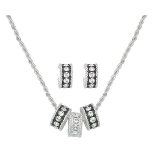 Crystal Shine Jewelry Set JS1032