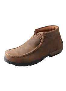 Twisted X Men's Chukka Driving Moc - Waterproof