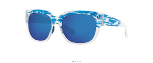 Costa Freedom Series Waterwoman 2 Polarized Glass (580)
