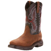 Ariat WorkHog XT 11 Inch Waterproof Wide Square Toe Wellington 10024975