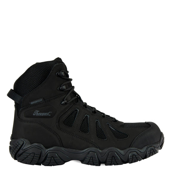 CROSSTREX SERIES – SIDE ZIP BBP WATERPROOF 6″ HIKER