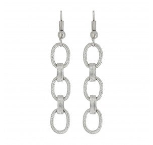 Montana Silversmiths Linked As One Earrings