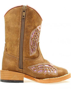 Toddler's Blazin' Roxx Cowgirl Boot