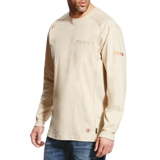 Ariat Flame-Resistant Air Long Sleeve Crew - 10022328