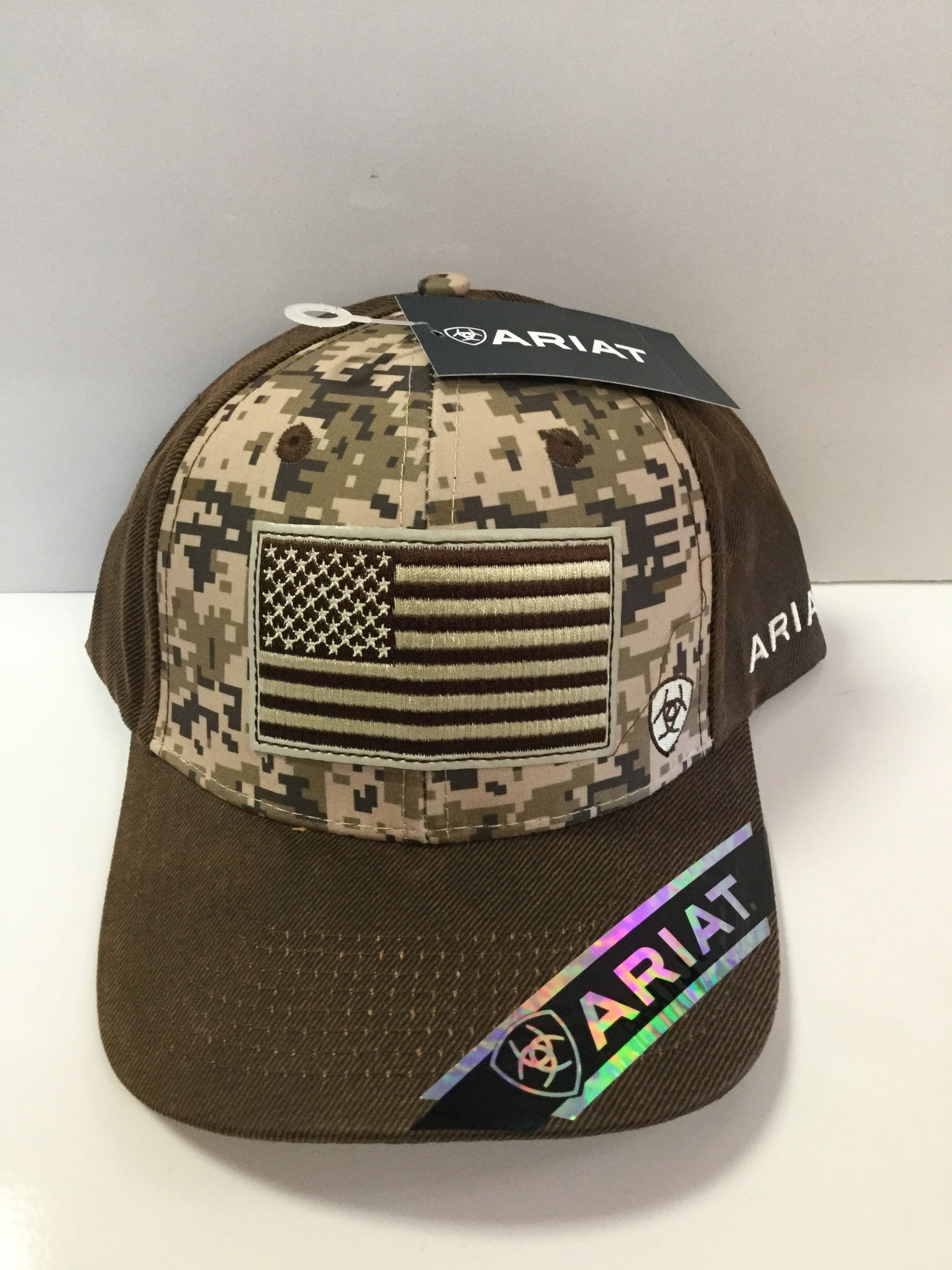 Ariat Men's Digital Camo Front Cap 15094156