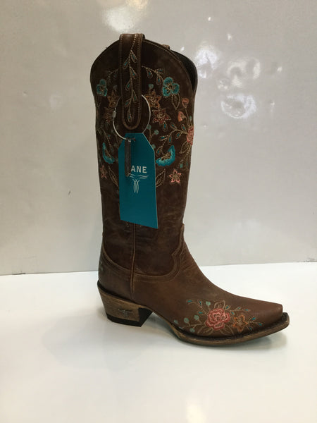 "LANE BOOT ""WILD VINES"" - LB0424A"