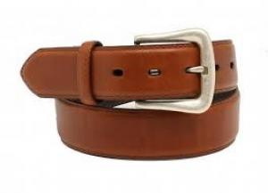Nocona Brown Basic Western Belt
