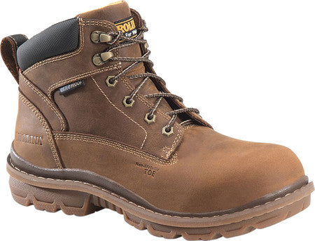CA3558 Carolina Men's Dormite MetGuard Safety Boots - Brown