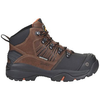 9982e0a3480 Carolina Men's Miter 6-inch Waterproof Carbon Composite Toe D3O Internal  Metguard Work Boot