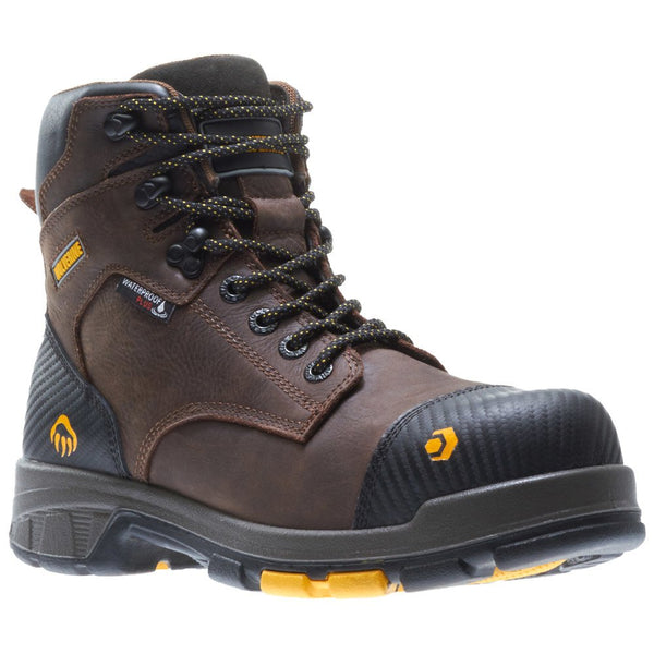 "Wolverine Men's Blade LX Waterproof Met-Guard CarbonMAX 6"" Boot"