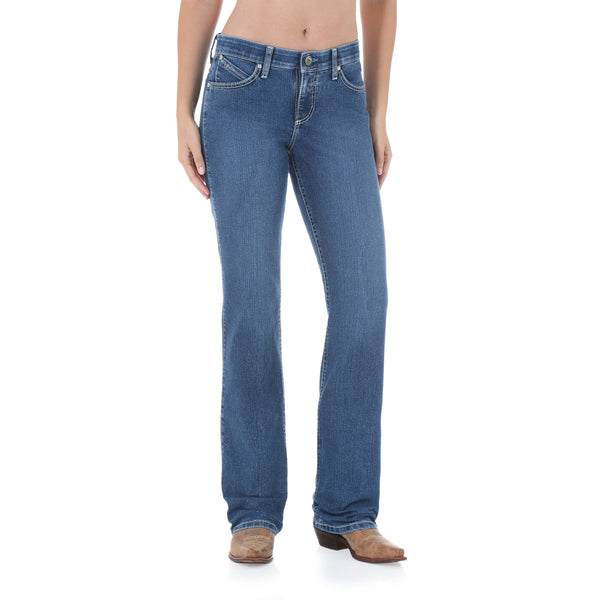 The Ultimate Riding® Jean With Cool Vantage - Q-Baby by Wrangler