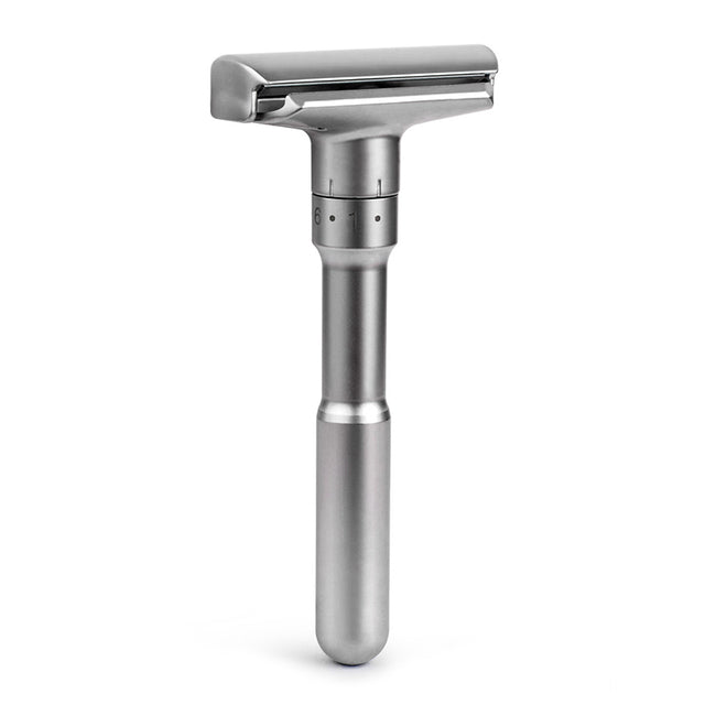 Reusable Double Edge Safety Razor