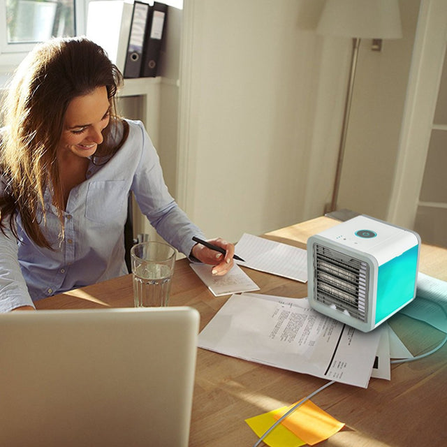 New Arctic 3-in-1 Air Cooler, Humidifier and Purifier