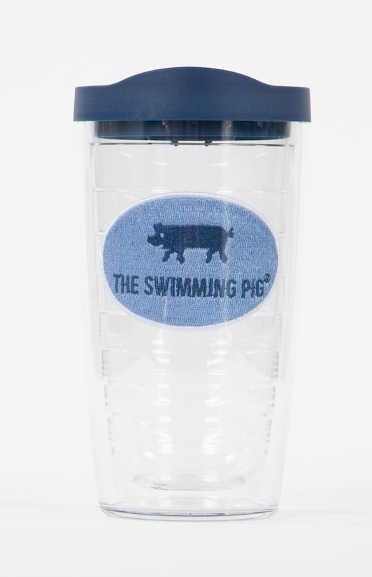 The Swimming Pig® 16 oz. Tervis® Tumbler with Lid
