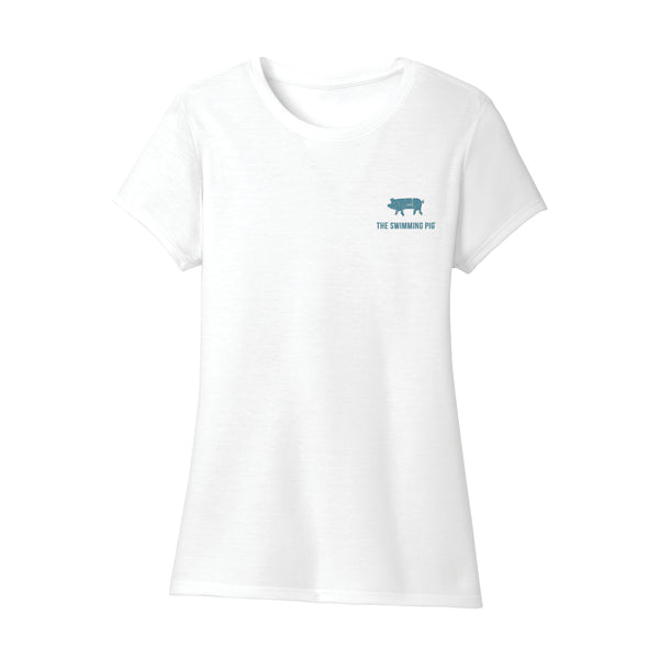BAHAMAS STRONG Womens Limited Edition Tee