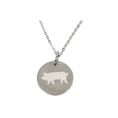 The Swimming Pig® Necklace