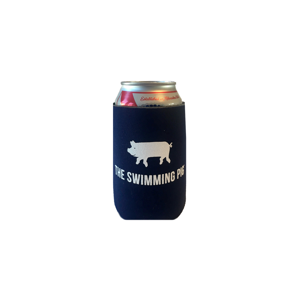 The Swimming Pig® Can Cooler