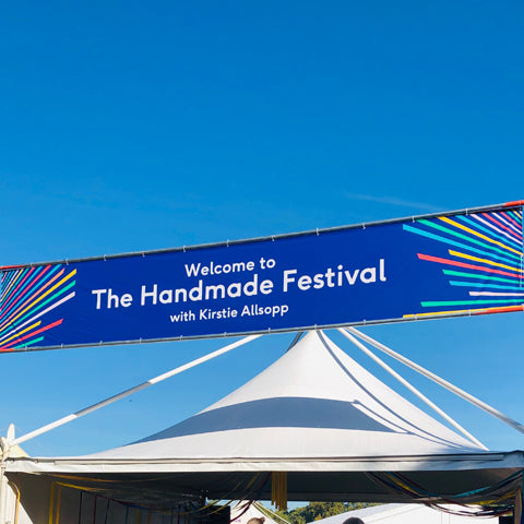 The Handmade Festival (not to be confused with The Handmaid's Tale)