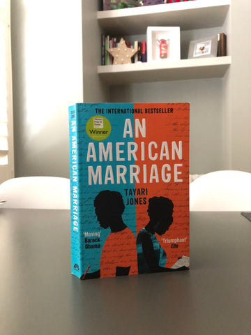 An American Marriage by Tahari Jones