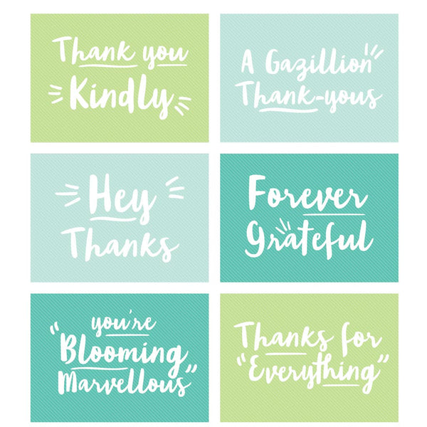 Little Notes Of Gratitude