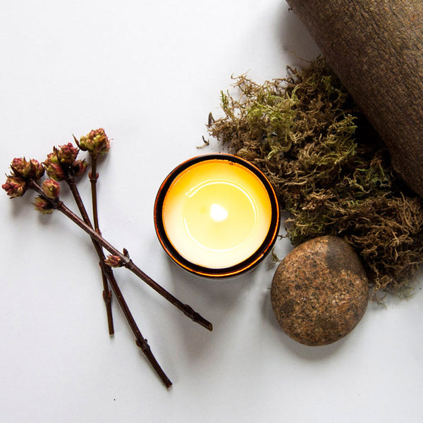 Rosewood and Moss Soy Candle