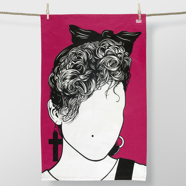 Madonna Tea Towel