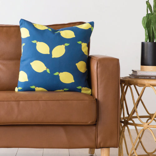 Lemon Indoor/Outdoor Pillow