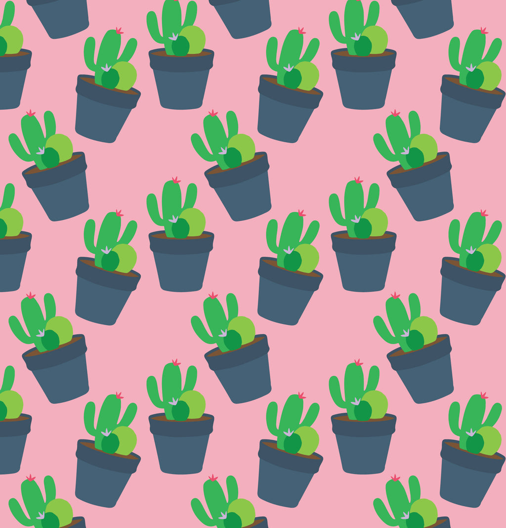 Cactus Phone Wallpaper - FREE Digital Download
