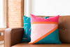 Matchstick Indoor/Outdoor Pillow