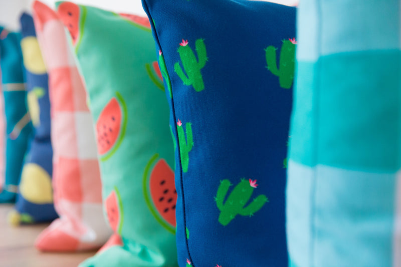 Watermelon Indoor/Outdoor Pillow