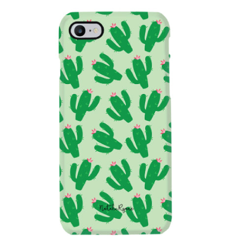 Cactus Pattern Phone Case